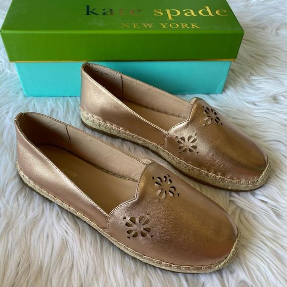 Kate Spade Grecian Leather Slipon